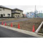 建築条件なしの宅地分譲地 海老名市中新田